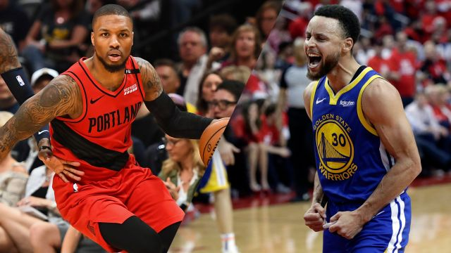 Portland Trail Blazers vs. Golden State Warriors (Western Conference Finals Game 1)