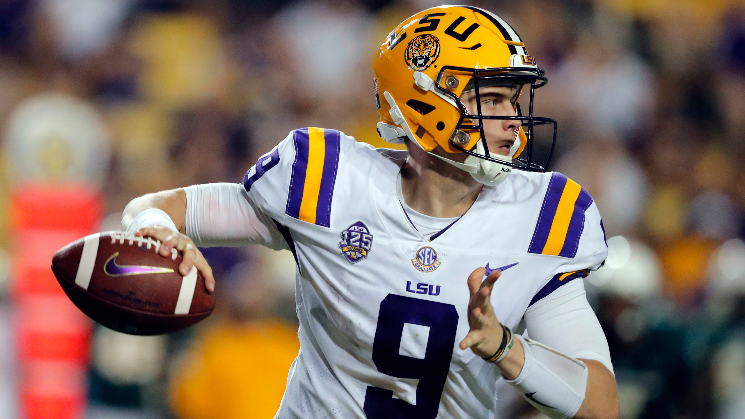 Louisiana Tech vs. #6 LSU (Football)