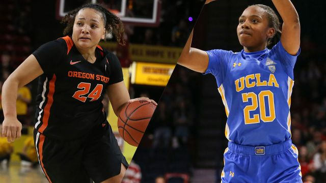 #11 Oregon State vs. #7 UCLA (W Basketball)