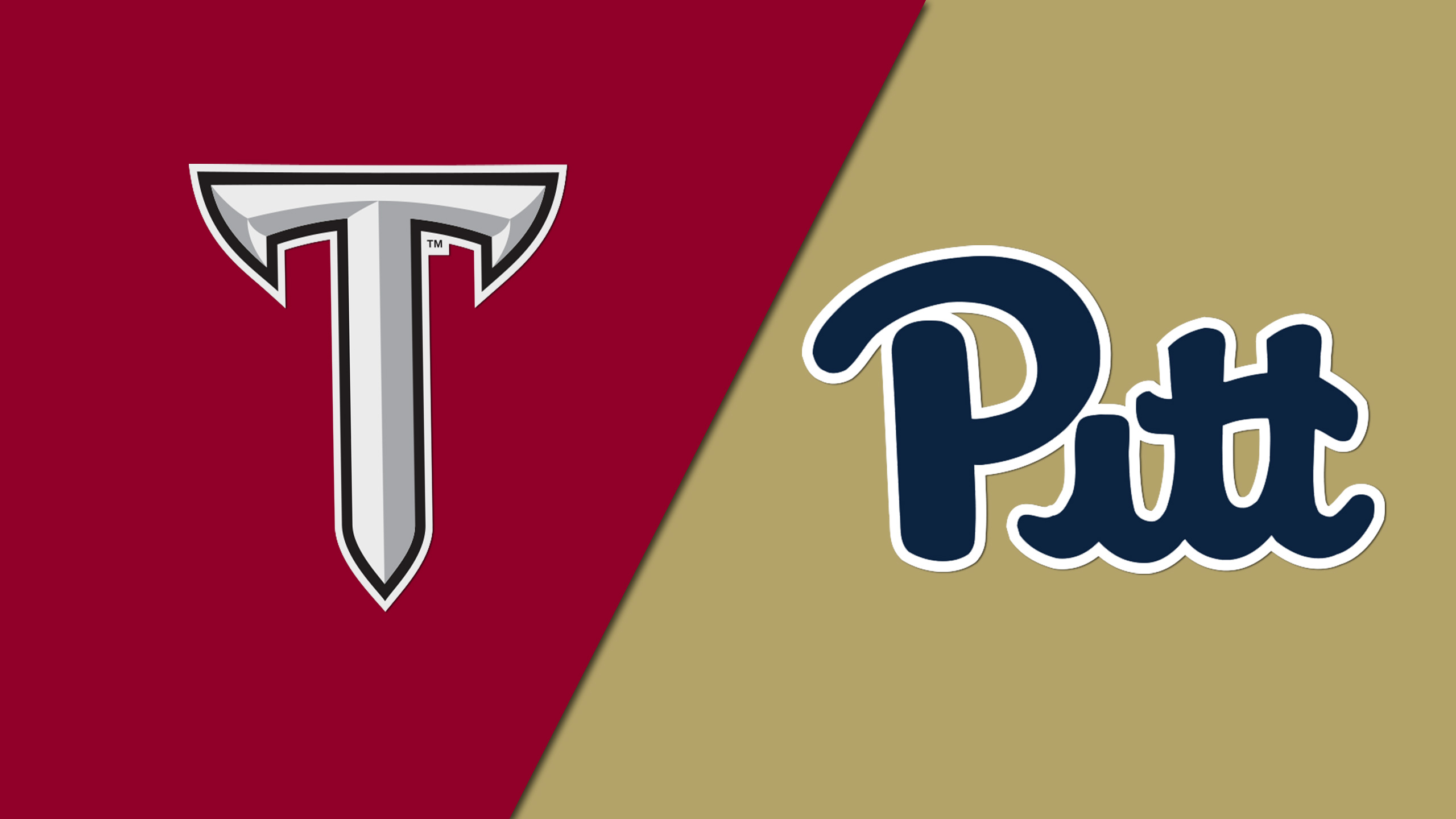 Troy vs. Pittsburgh (M Basketball)