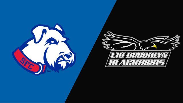St. Francis Brooklyn vs. LIU Brooklyn (W Basketball)