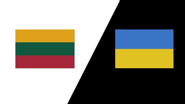 Kết quả hình ảnh cho Lithuania vs Ukraine