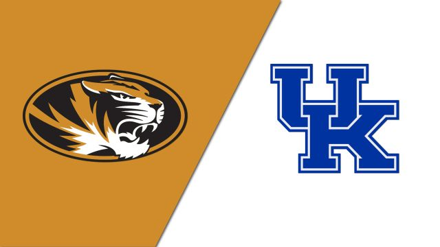 Missouri vs. Kentucky (W Volleyball)