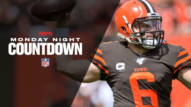 Mon, 9/16 - Monday Night Countdown