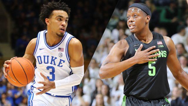 In Spanish-#10 Duke vs. #11 Michigan State (M Basketball)