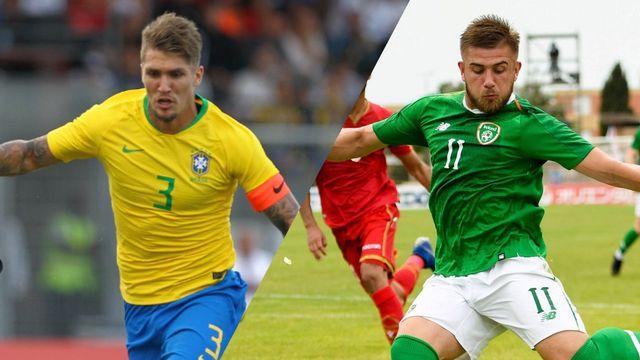 Brasil vs. Irlanda