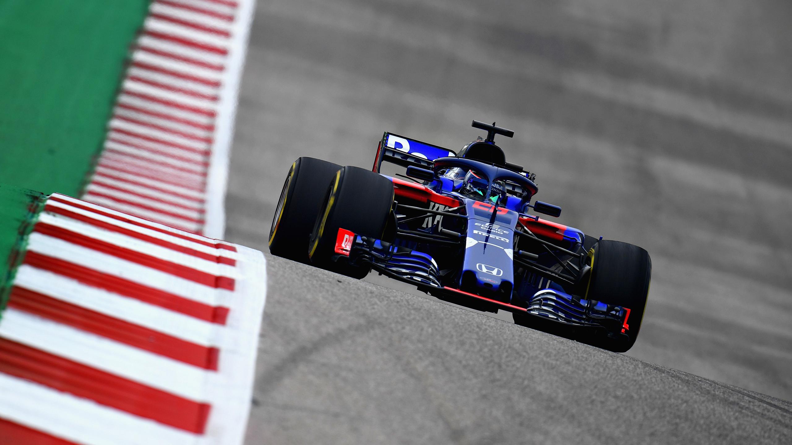 Formula 1 United States Grand Prix Practice 3