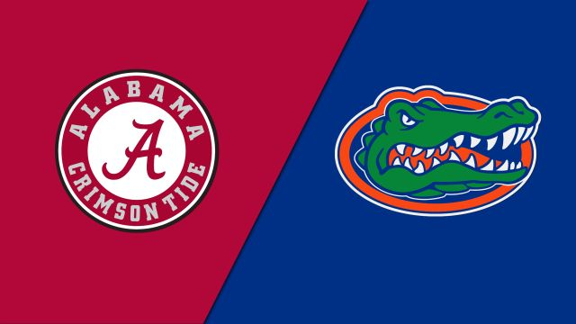 Alabama Crimson Tide vs. Florida Gators (re-air)