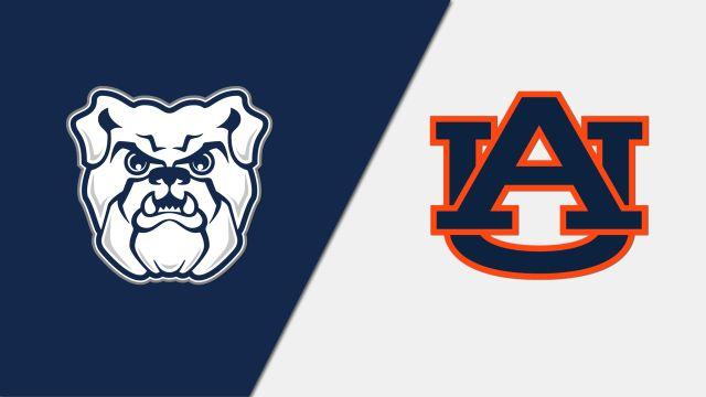 Butler vs  Auburn (W Volleyball) - ESPN Play