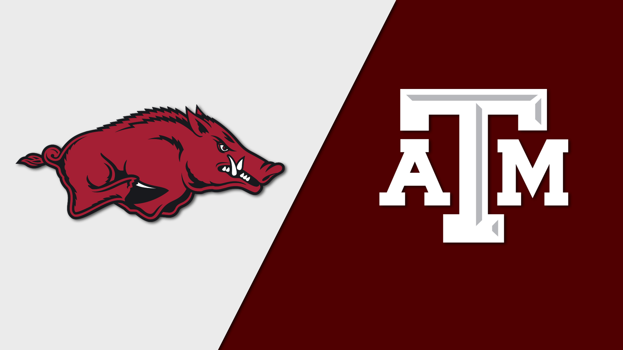 Arkansas vs. Texas A&M (W Volleyball) (re-air)