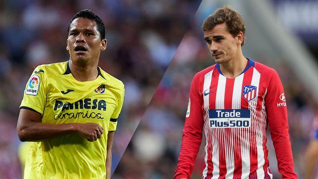 Villarreal vs. Atletico de Madrid