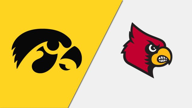 Iowa vs. Louisville (Field Hockey)