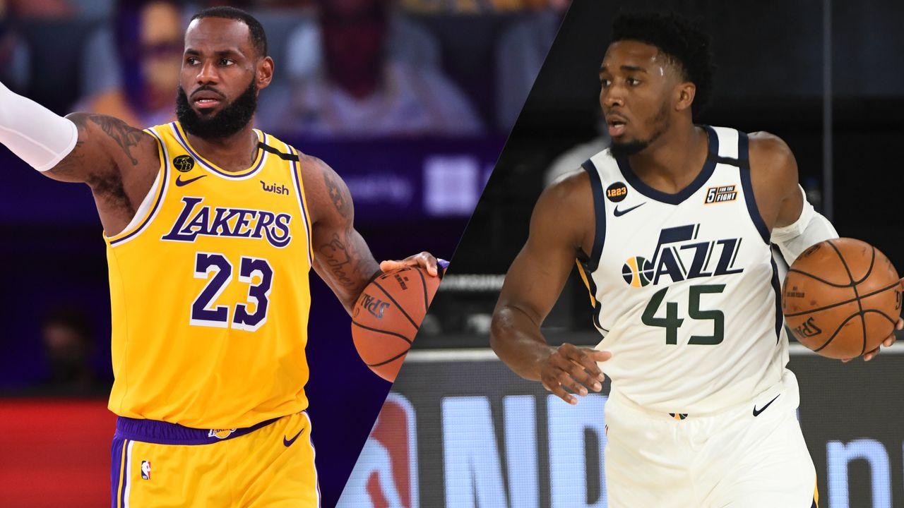 Los Angeles Lakers vs. Utah Jazz | Watch ESPN