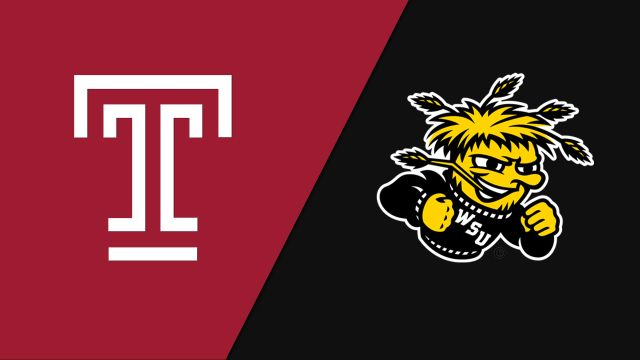 Thu, 2/27 - Temple vs. Wichita State (M Basketball)