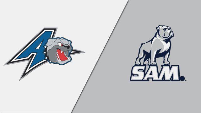 UNC Asheville vs. Samford (Baseball)