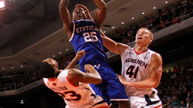 SEC Rewind: 2011 Auburn vs. Alabama Basketball
