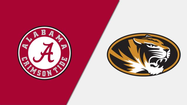 Alabama vs. Missouri (W Volleyball)