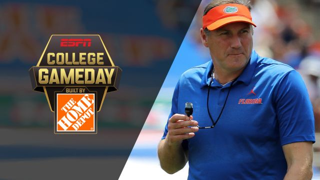 Sat, 8/24 - College GameDay Built by The Home Depot
