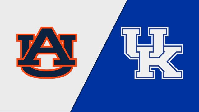 Auburn vs. Kentucky (W Soccer)