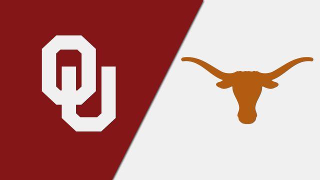 Oklahoma vs. Texas (W Soccer)