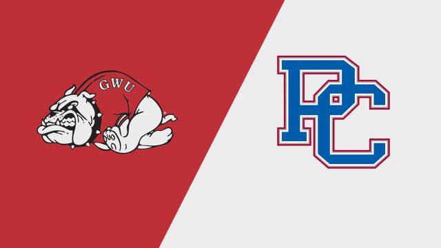 Gardner-Webb vs. Presbyterian (Game 5) (Baseball)