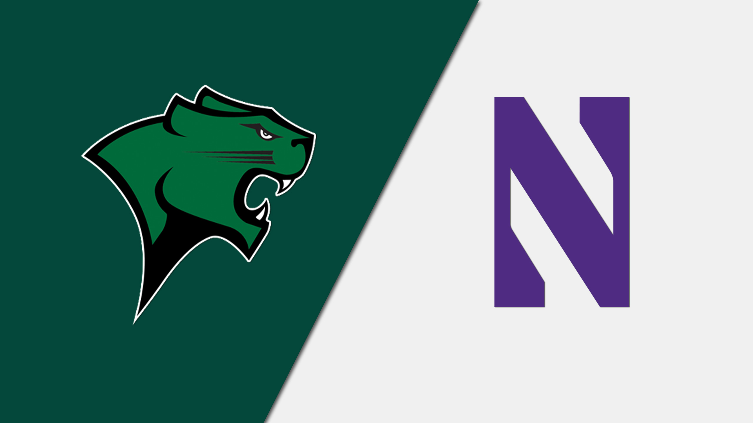 Chicago State vs. Northwestern (M Basketball) (re-air)