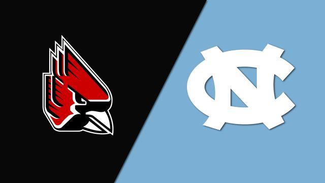 Ball State vs. North Carolina (Field Hockey)