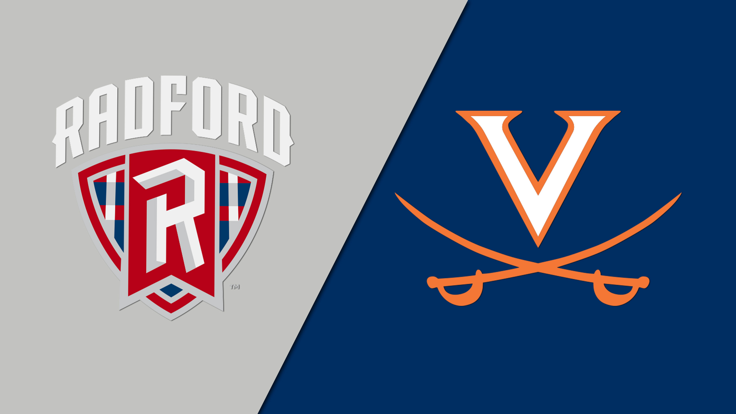 Radford vs. #6 Virginia (M Soccer)