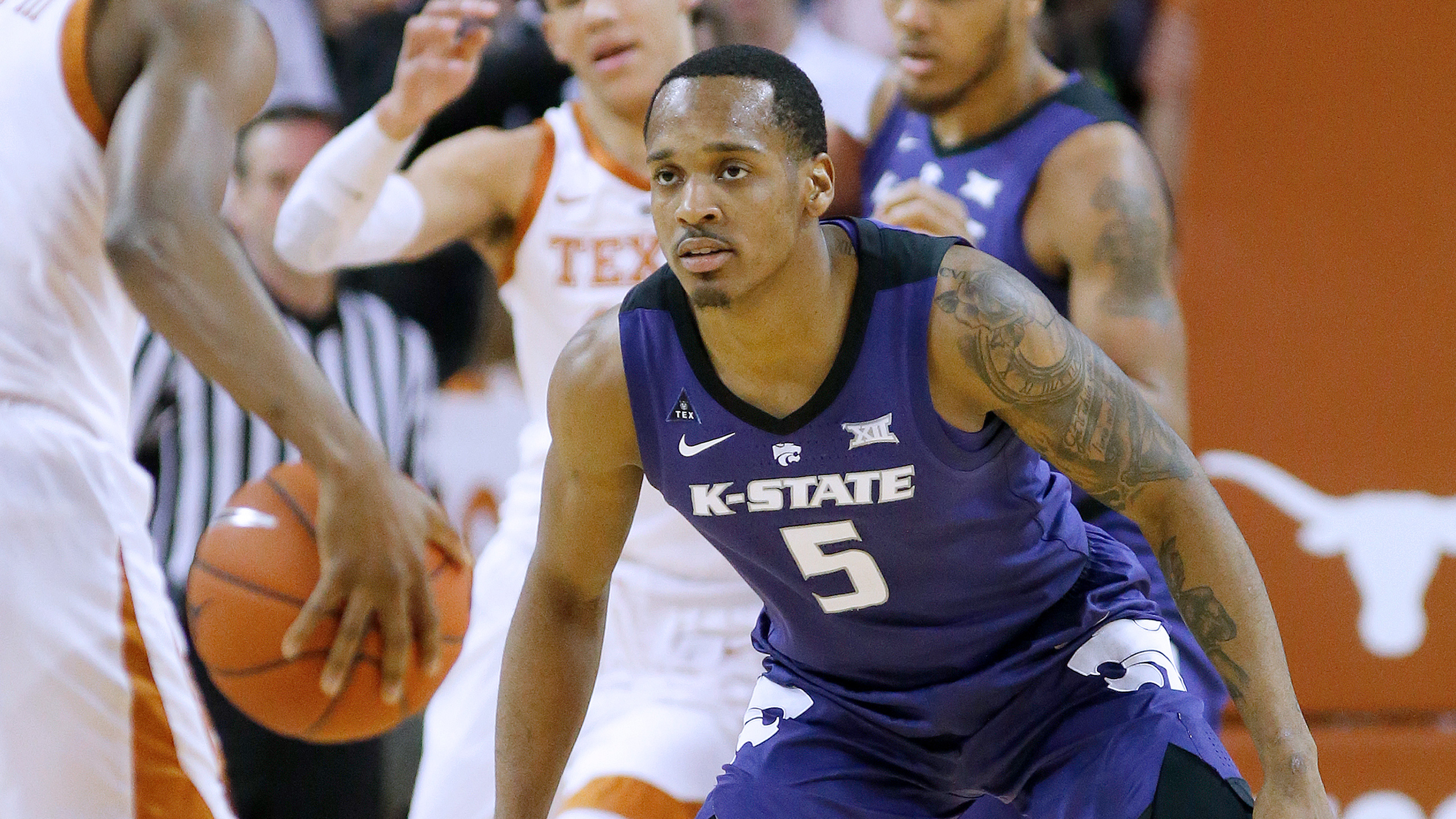 #23 Kansas State vs. West Virginia (M Basketball)
