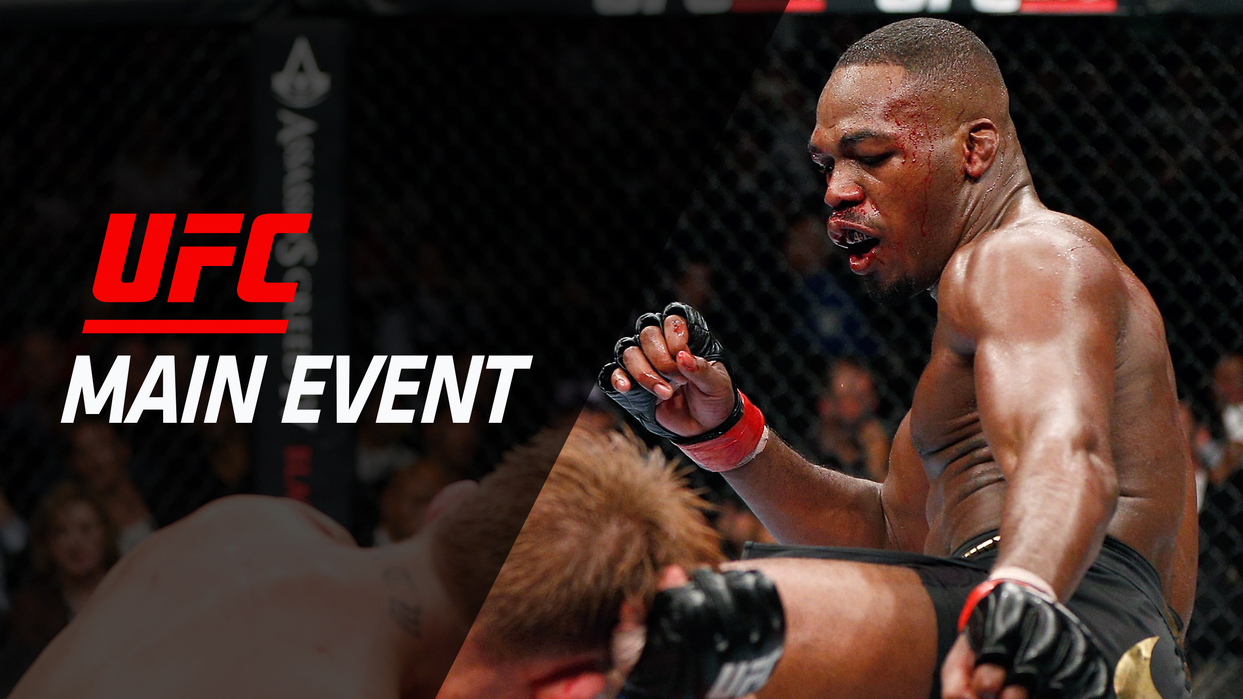 UFC Main Event: Jones vs. Gustafsson 1