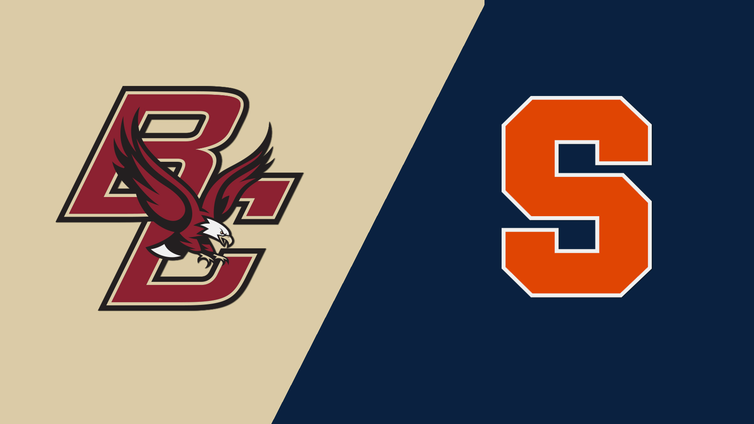 #1 Boston College vs. #20 Syracuse (W Lacrosse)