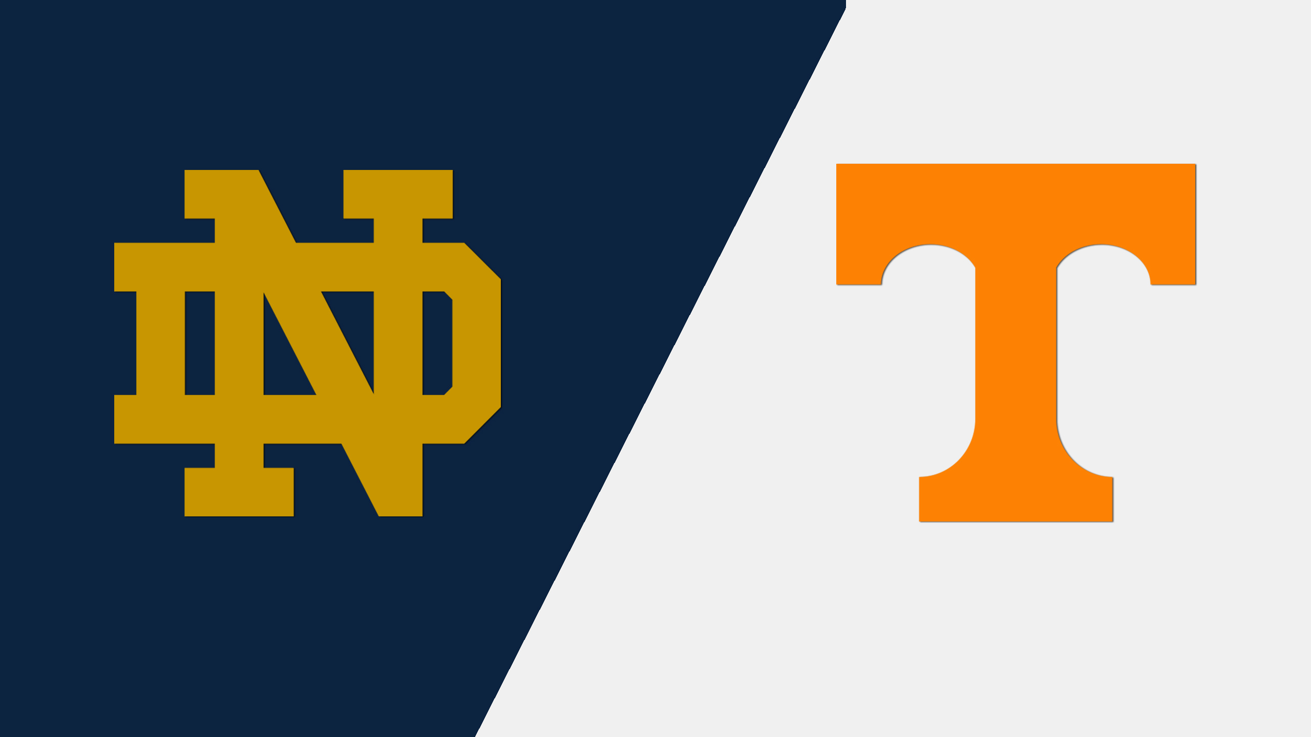 #24 Notre Dame vs. #6 Tennessee (Softball)