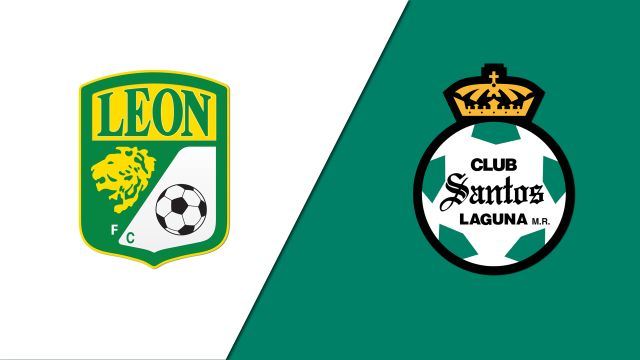 In Spanish-Club León vs. Santos de Torreón (Jornada 7) (Liga MX)