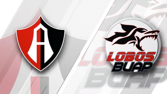 Club Atlas de Guadalajara vs. Lobos BUAP (Round #4)