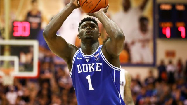 #1 Duke vs. #3 Gonzaga (Championship) (re-air)