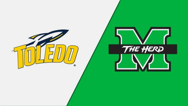 Toledo vs Marshall (M Basketball)