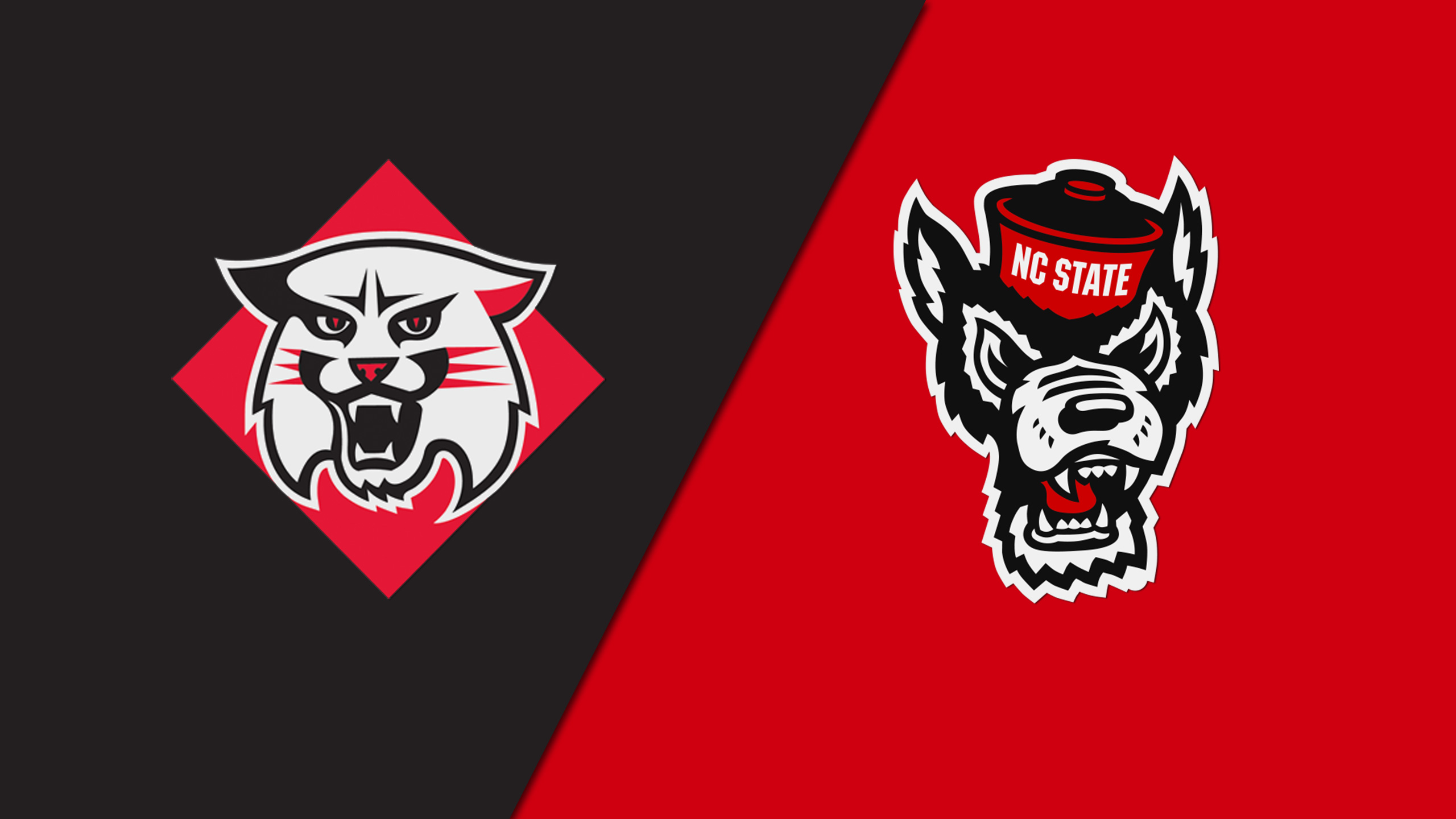 Davidson vs. NC State (NCAA Wrestling)