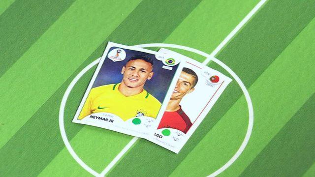 SAF - A busca de Celso Unzelte por uma figurinha de Neymar