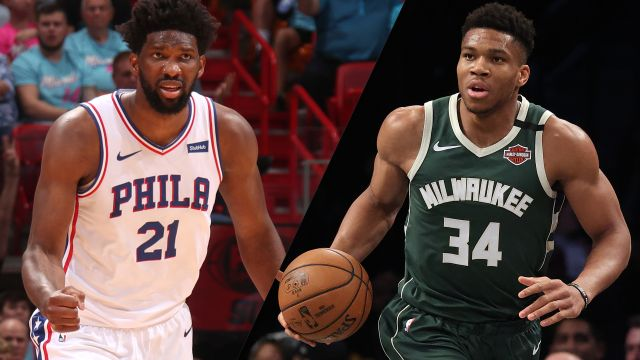 Philadelphia 76ers vs. Milwaukee Bucks
