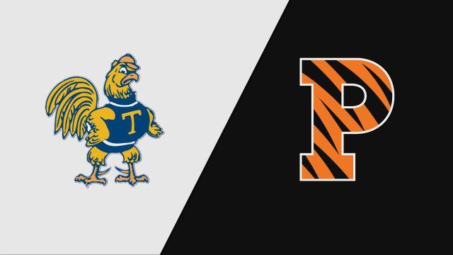 Trinity vs. Princeton (Court 1)
