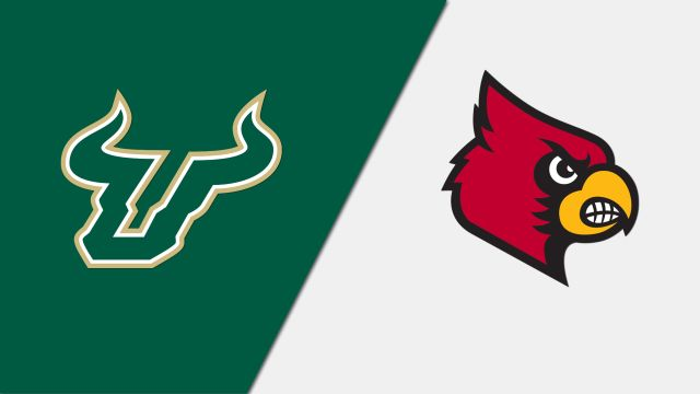 South Florida vs. Louisville (First Round) (NCAA Men's Soccer Championship)