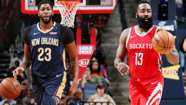 New Orleans Pelicans vs. Houston Rockets