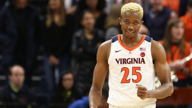 #7 Virginia vs. Massachusetts (Semifinal #1) (M Basketball)