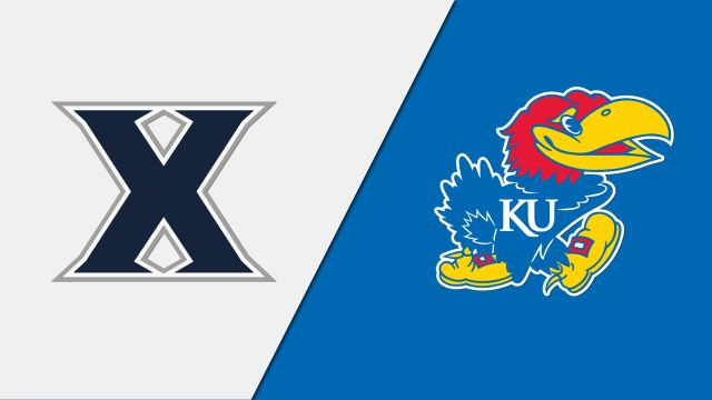 Xavier vs. #3 Kansas (Second Round) (NCAA Women's Soccer Championship)