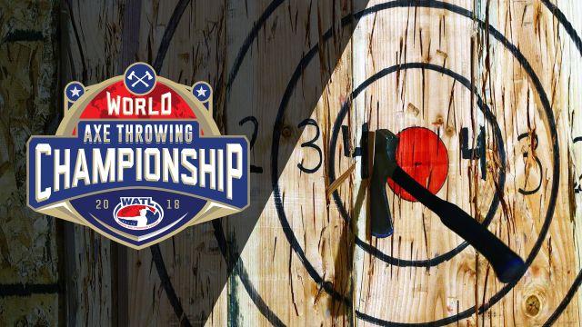 World Axe Throwing Championship