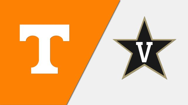 Tennessee Volunteers vs. Vanderbilt Commodores