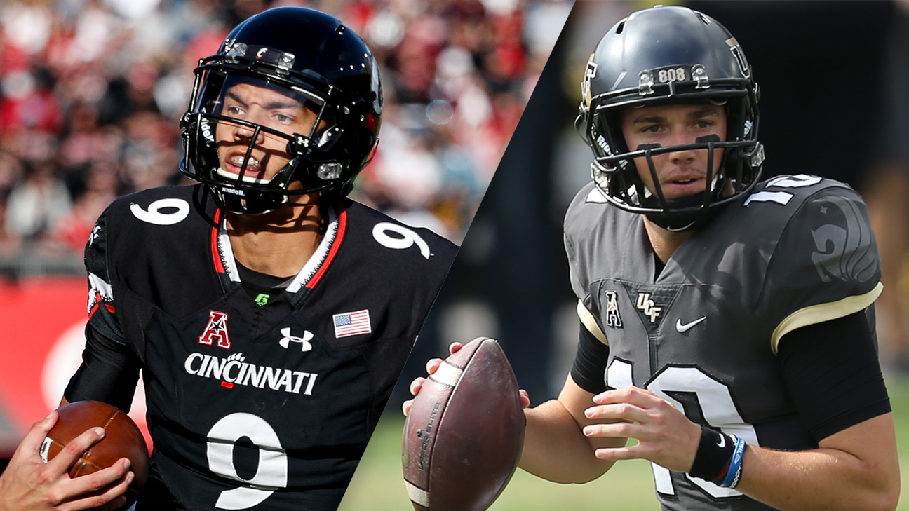 #24 Cincinnati vs. #11 UCF (Football) (re-air)