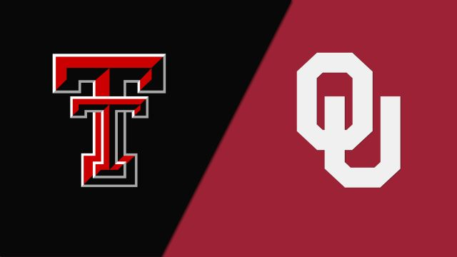 Texas Tech vs. Oklahoma Sooners