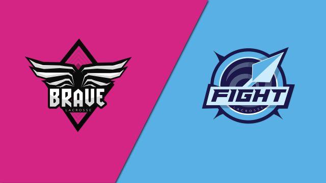 Brave vs. Fight (Championship) (Women's Professional Lacrosse League)