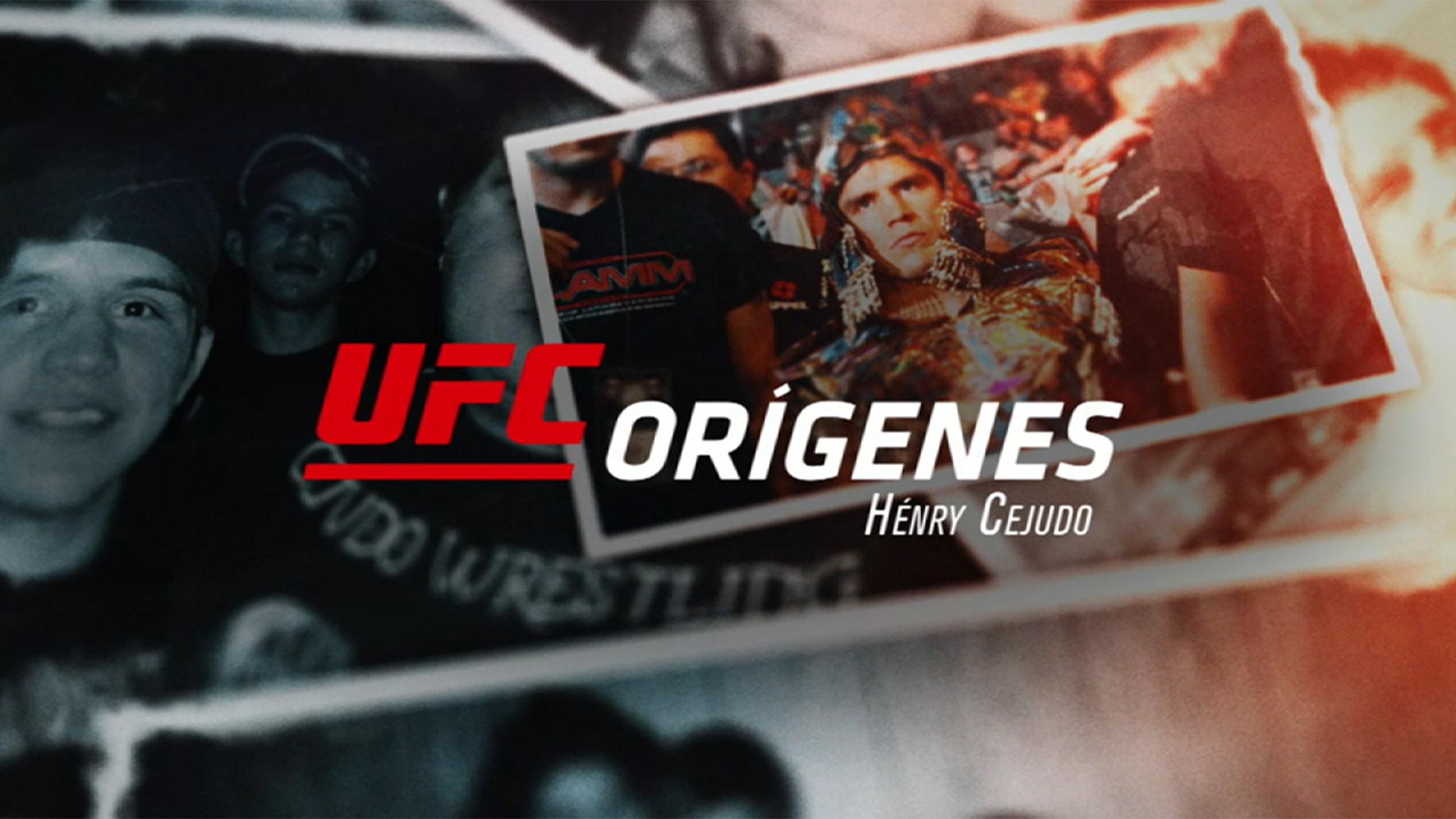 UFC Origenes: Henry Cejudo